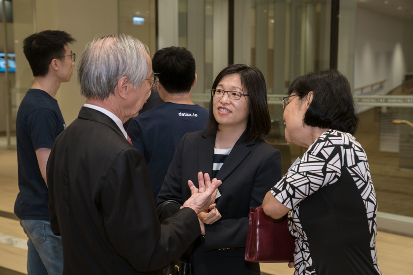 25 HKU start-up companies receive funding from TSSSU@HKU and iDendron Incubation Programme launches gallery photo 10