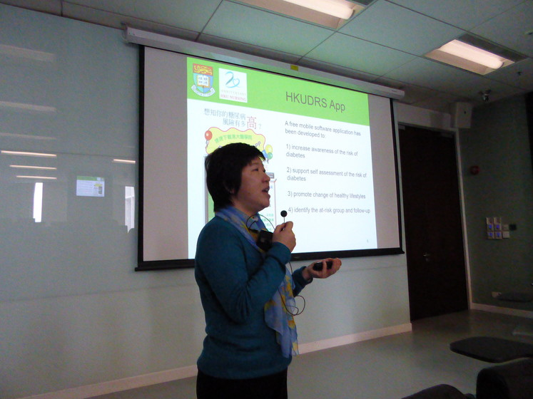 Seminar: Diabetes Risk Score Smartphone App (DRS APP) gallery photo 1