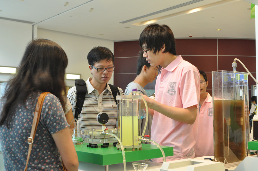 HKU at InnoCarnival 2011 gallery photo 3