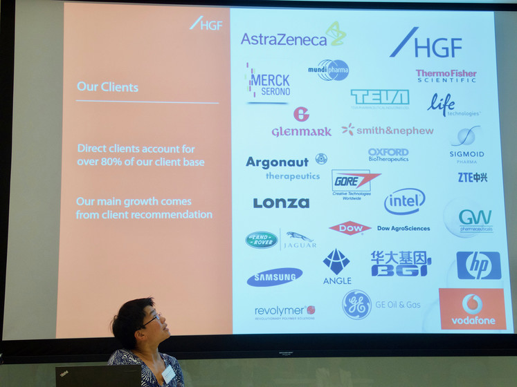 Lunch Seminar: Protecting Innovation in Pharmaceutical Field gallery photo 2