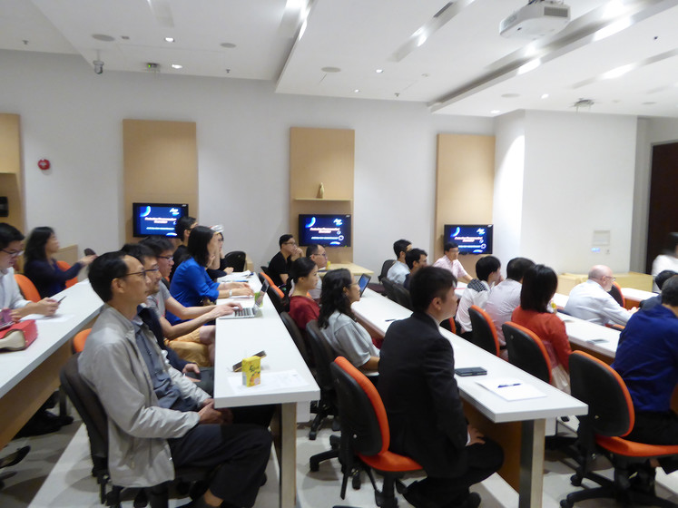 Lunch Seminar: Protecting Innovation in Pharmaceutical Field gallery photo 3