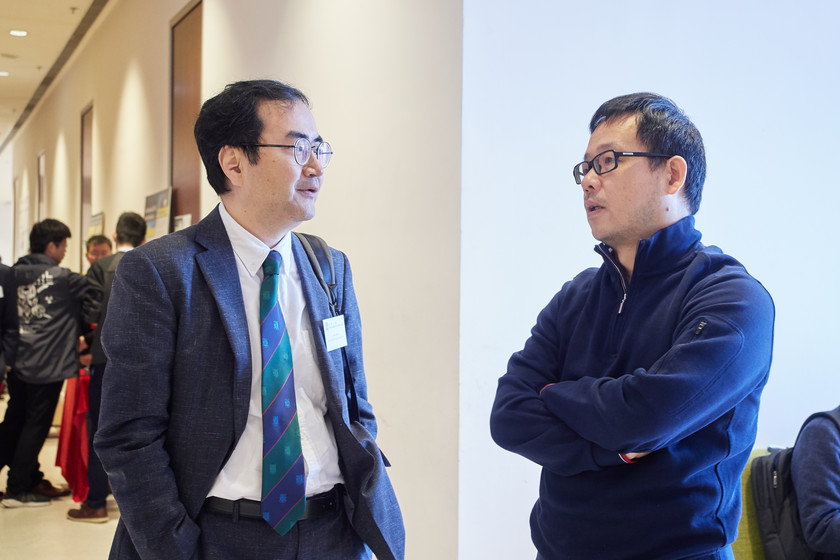 HKU-Industry Forum on Display Technologies gallery photo 7