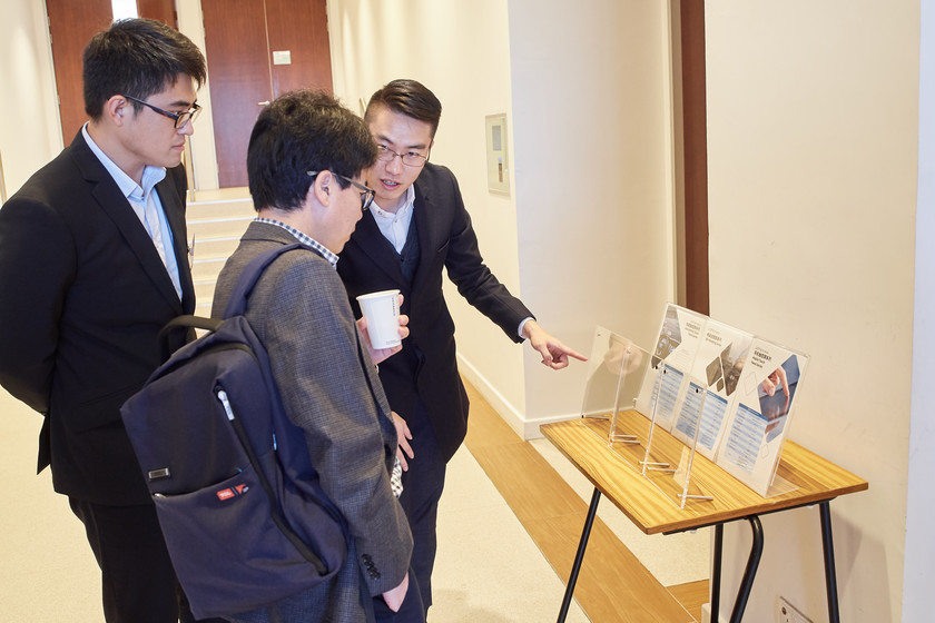 HKU-Industry Forum on Display Technologies gallery photo 8