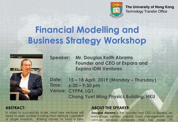 Financial Modelling and Business Strategy Workshop