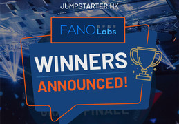 HKU spin-off company Fano Labs and student team ClearBot win Jumpstarter 2020 Global Pitch Competition