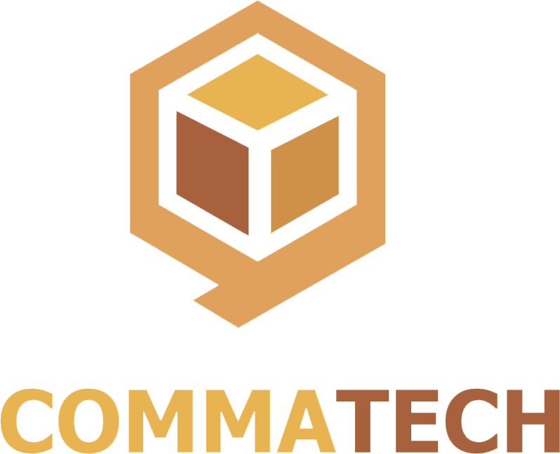 Comma Technology Limited Logo